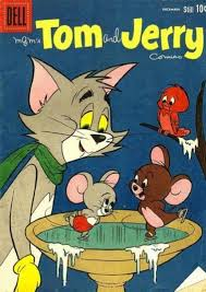 tom u0026 jerry comics volume comic vine