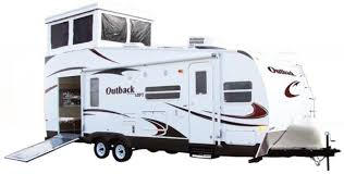 image gallery outback trailer