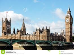 London Clock Tower by Houses Of Parliament London Uk Big Ben Clock Tower Westminster