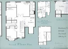 mattamy homes hawthorne village floor plans