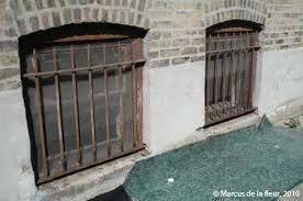 Basement Window Security Bars by Restoring Window Guards Reshaping Our Footprint