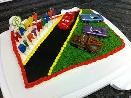 car birthday cake reha cake