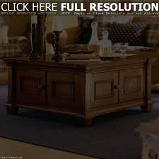 Coffee Table With Drawers by Coffee Table Excellent Square Coffee Tables With Storage Pictures