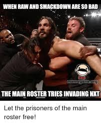 Meme Gene - when rawandsmackdown areso bad meme gene org the main roster