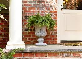 essential garden urn planter decoration outdoor living outdoor