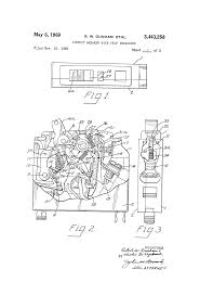 patent us3443258 circuit breaker with trip indicator google