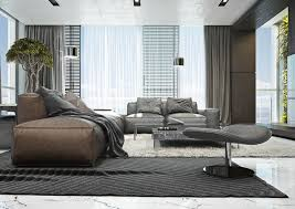 masculine sofas gray color palette awesome leather sofa leather sling chairs