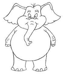 how to draw a cartoon elephant step 5 tree murals pinterest