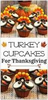Thanksgiving Dinner Cupcakes Thanksgiving Chocolate Turkeys Cupcakes This Turkey Cupcake