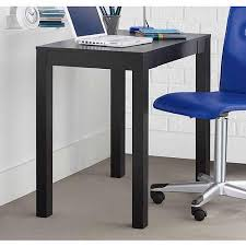 Mainstays Writing Table Altra Furniture Parsons Writing Desk In Black Walmart Com