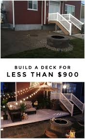 backyards impressive how to build a floating deck 94 backyard