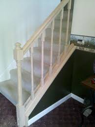 Banisters And Handrails Diy Handrail Installation Balusters How To Install Stair Handrail