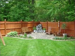 Backyard Concrete Patio Ideas by Outdoor Ideas Deck And Patio Designs Small Patio Landscaping