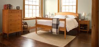 shaker beds vermont woods studios