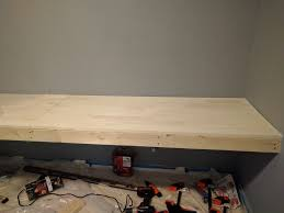 Wall Desk Diy by Floating Wall Desk Diy Pictures Album On Imgur