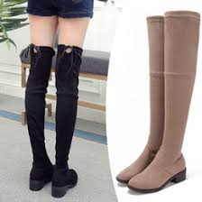 womens knee boots uk knee high back lace up boots knee high boots lace up back