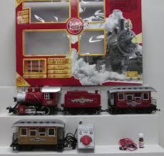 lgb 72326 neiman marcus christmas train set u2013 trainz