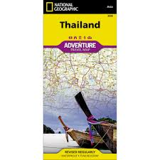 National Geographic Map Cambodia Adventure Map National Geographic Store