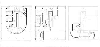 Villa Savoye Floor Plan by Ai 2a 2015 16 S2 Analyse U2013 Villa Savoye Le Corbusier 2 U2013 Plans