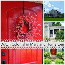 Red Door Home Decor 15 Best Dutch Colonial Images On Pinterest House Exteriors