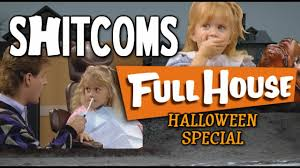 roseanne halloween episodes shitcoms halloween special full house youtube