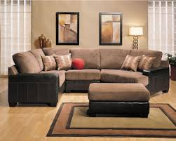 Small Sectional Sofas by Brown Sectional Sofas Size Of Centerheectectionalofa Homelegance