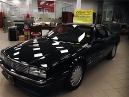 cadillac 2017 a brand new 1993 cadillac allante has been sitting in a gm