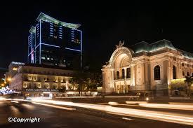 Opera House by Saigon Opera House Ho Chi Minh Attractions