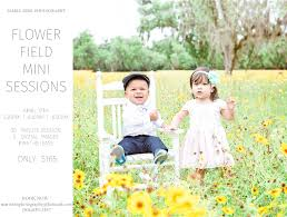 photographers in jacksonville fl flower field mini sessions jacksonville fl family photographer
