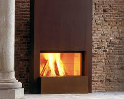 contemporary wood contemporary wood burning stoves by stuv 3 position turning door
