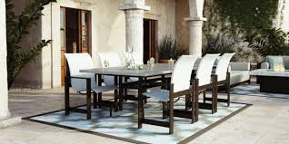 Aluminum Dining Room Chairs Outdoor Patio Design Specialist American Casual Living