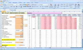 free tax spreadsheet templates