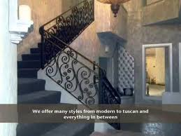 Wrought Iron Railings Interior Stairs Www Olsonstairrailing Com Interior Stair Railings Las Vegas Iron