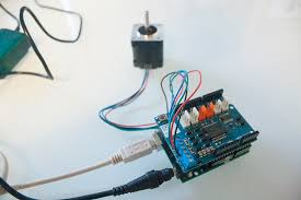 arduino motor shield tutorial 6 steps with pictures