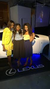 Top Model Hair Extensions by My Night With Ledisi Lexus Verses And Flow Event The Weave