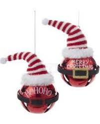 don t miss this deal on 1 set 2 assorted santa hat bell metal