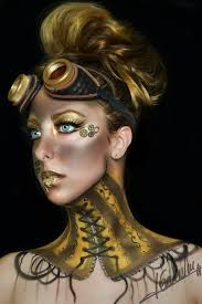 55 best steampunk makeup men u0026 women images on pinterest