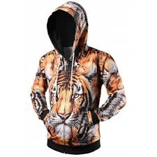 tiger hoodie online for sale gearbest com