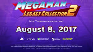 Kaset Ps4 Mega Legacy Collection 2 megaman legacy collection 2 not coming to nintendo switch or 3ds