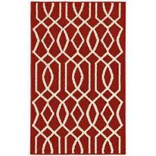 red trellis area rugs rugs the home depot