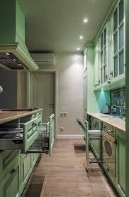 The Mediterranean Kitchen - super cozy kitchen interior in the mediterranean style home