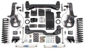 Dodge Ram Cummins Accessories - bds suspension 2014 ram 1500 ecodiesel lift kits