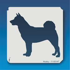 11 00147 husky stencil