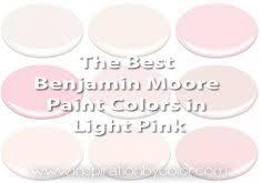 light pink paint colors home design inspiration