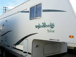 Fleetwood Wilderness Travel Trailer Floor Plans 2002 Fleetwood Wilderness Rvs For Sale