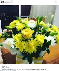 flowers for my 5 seconds of summer s ashton irwin s ex bryana