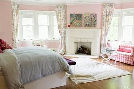 All White Home Interiors by Bedroom Attractive Bedroom Decoration Using Dark Grey Small Rugs
