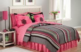 Fuschia Bedding Bedding Set Pink And Grey Girls Bedding Aroused Fuschia Pink