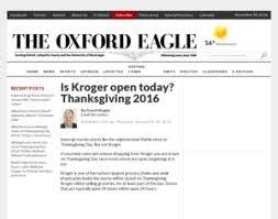 is kroger open today thanksgiving 2016 kroger