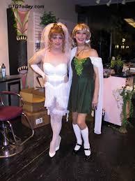 Cross Dressing Halloween Costume Halloween Sharon Dewitt